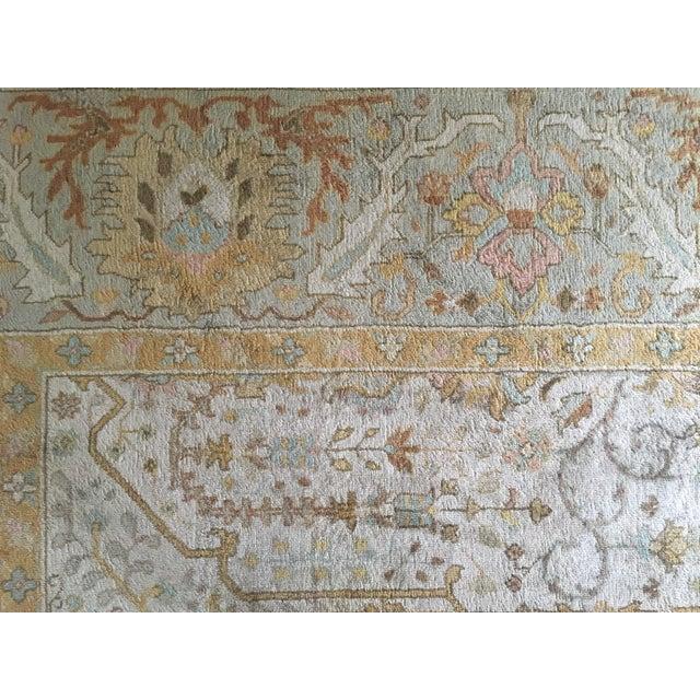 Vintage Wool Persian Rug - Image 4 of 6