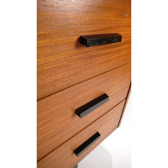Three Drawer Danish Desk For Sale - Image 10 of 10