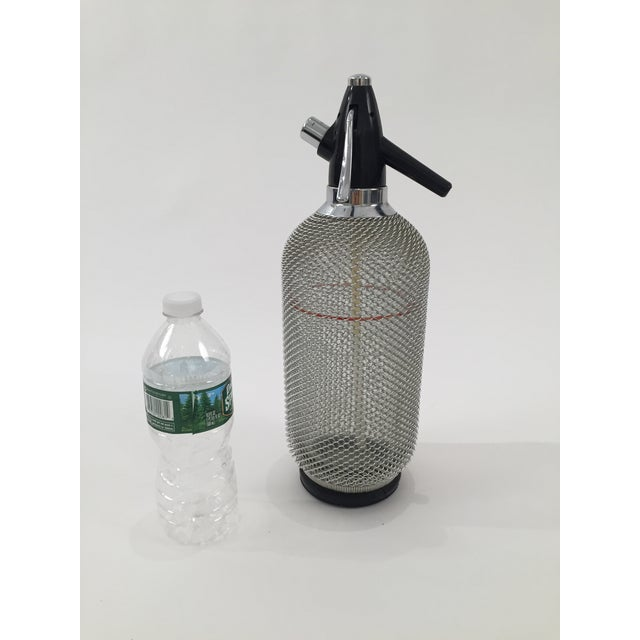 Vintage Stainless Soda Syphon - Image 6 of 9