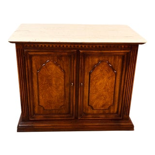 1970s Stanley Furniture Bar Console For Sale