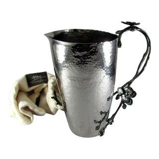 Michael Aram Black Orchid Pitcher For Sale