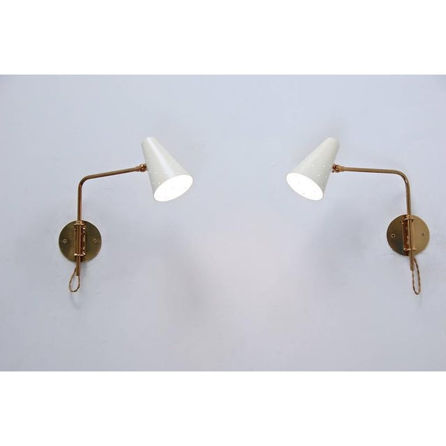 LUbrary Sconces - Image 3 of 11