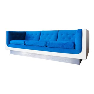 Fiberglassed Case Sofa