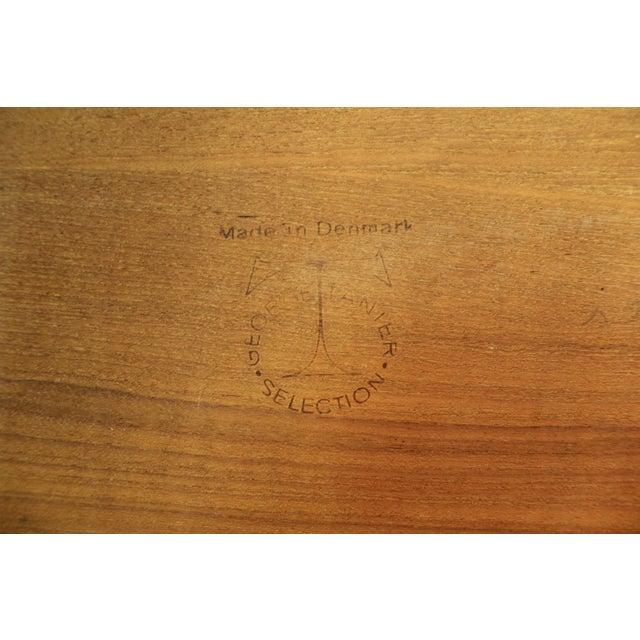 Danish Modern George Tanier Teak End Tables - Pair - Image 4 of 10