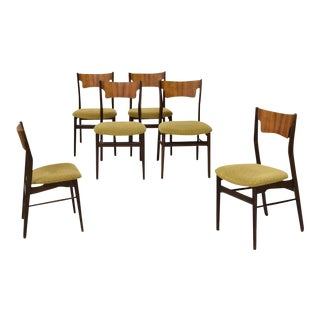 Danish Rosewood Dining Chairs - Set of 6