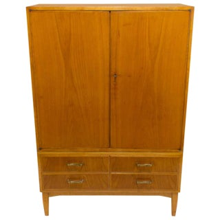 Mid-Century Modern Armoire For Sale