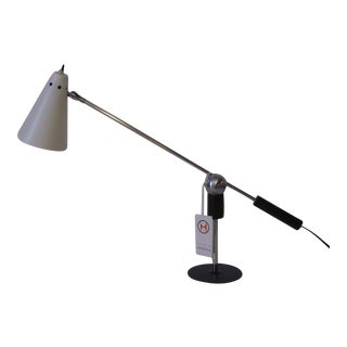 Heifetz Table or Desk Lamp by Gilbert Waltrous For Sale