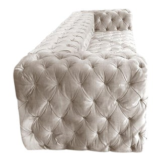 it's a tuft world - the linens - custom - seating - daybed, ottos, sofa