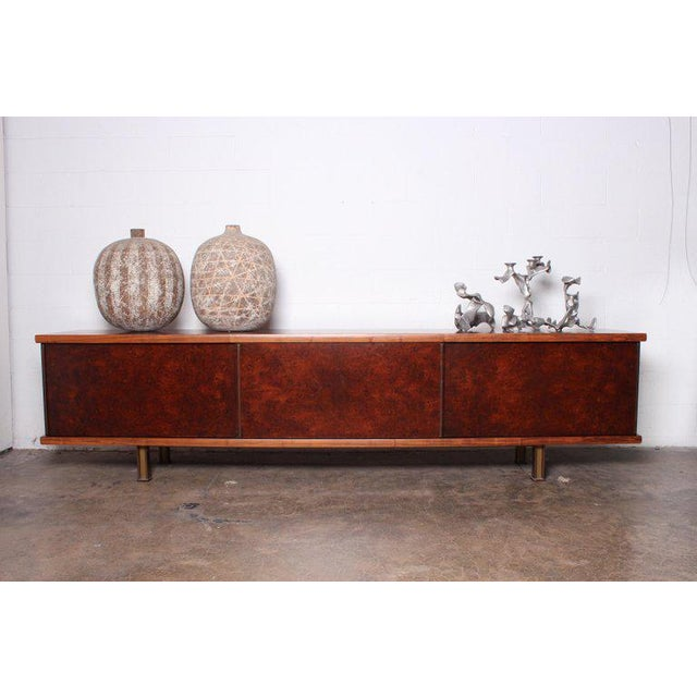 Large Cabinet by Osvaldo Borsani for Tecno For Sale - Image 13 of 13