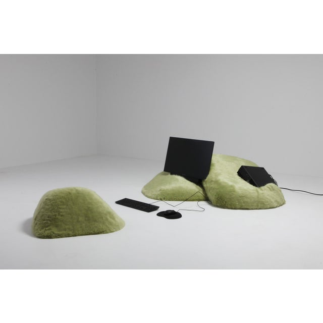 Contemporary Pillow Computer by Schimmel & Schweikle for alfa.brusselse For Sale - Image 3 of 10