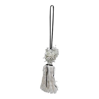 Vintage French Tassel Holiday Ornament For Sale