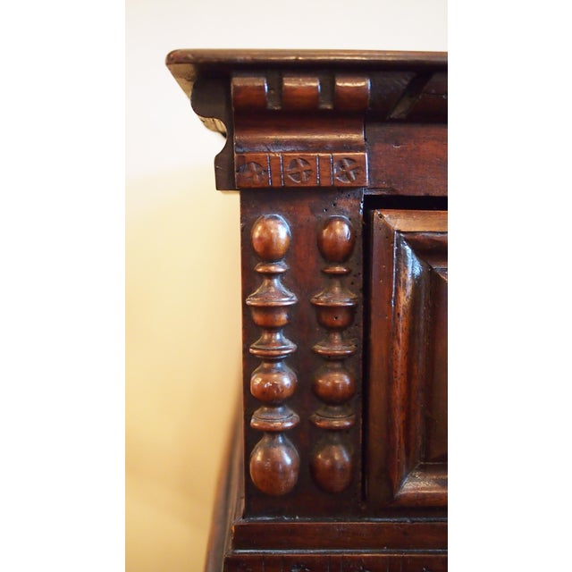 Baroque William and Mary Chest of Drawers For Sale - Image 3 of 7
