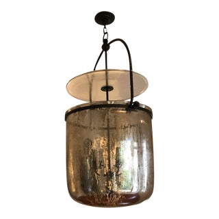 Large Lorford Smoke Bell Lantern For Sale