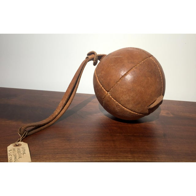 Vintage Small Medicine Ball - Image 2 of 6