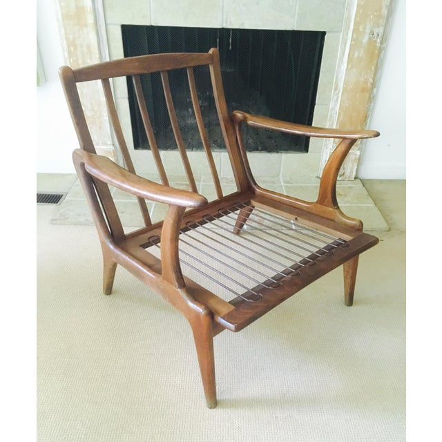 Mid-Century Modern Lounge Chair - Image 6 of 7