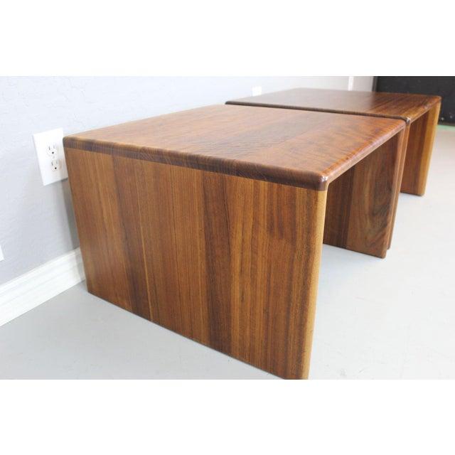 """Gerald McCabe Sedua"""" C"""" Tables - A Pair - Image 3 of 6"""