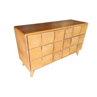 "Heywood-Wakefield ""Sculptura"" Extra-Wide 6-Drawer Dresser Preview"