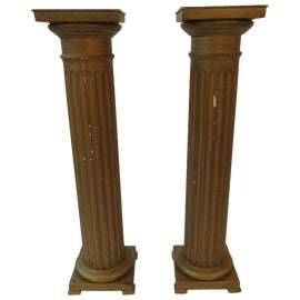Image of Wood Columns