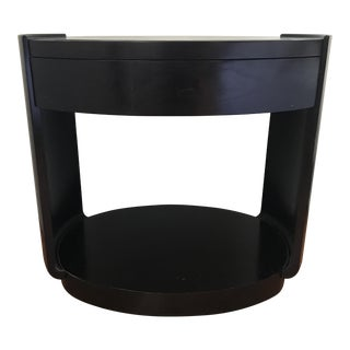 Barbara Barry Oval Bedside Table