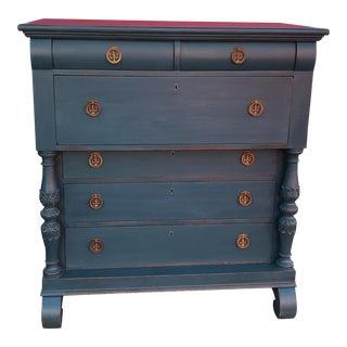 Early American High Boy Dresser