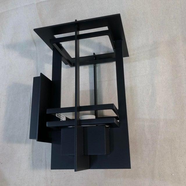 Hubbardton Forge Tourou Outdoor Wall Light Lantern For Sale In Washington DC - Image 6 of 10