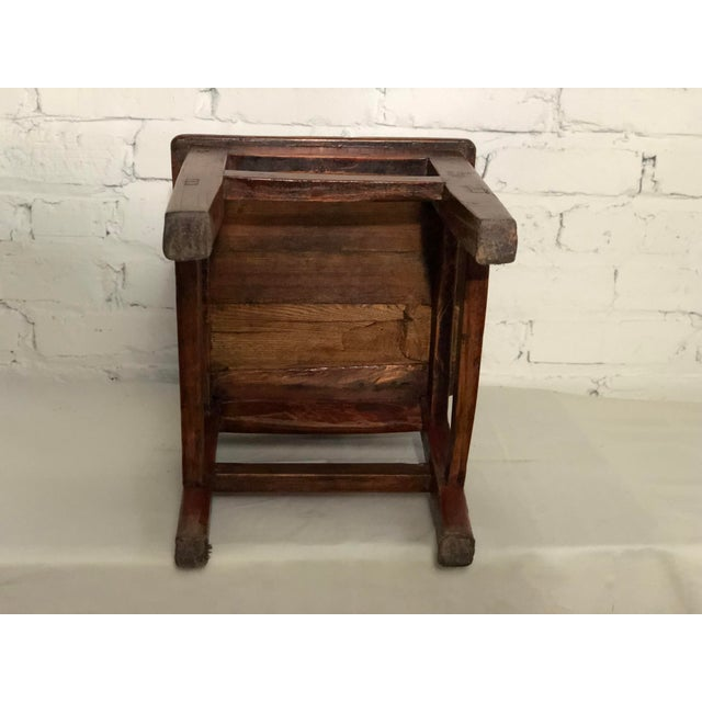 20th Century Qing Style Child's Chair For Sale - Image 9 of 10
