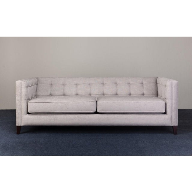 Ebb and Flow Ebb and Flow Sala Sofa For Sale - Image 4 of 4