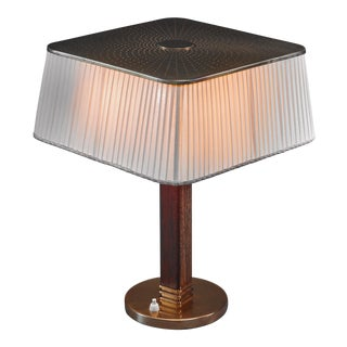 Rare Paavo Tynell Table Lamp for Taito, Finland, 1940s For Sale