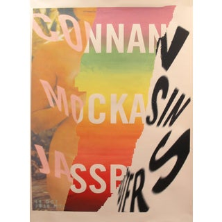2018 Contemporary Music Poster - Connan Mockasin by Slep For Sale
