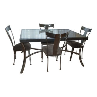Contemporary Dining Room Set For Sale