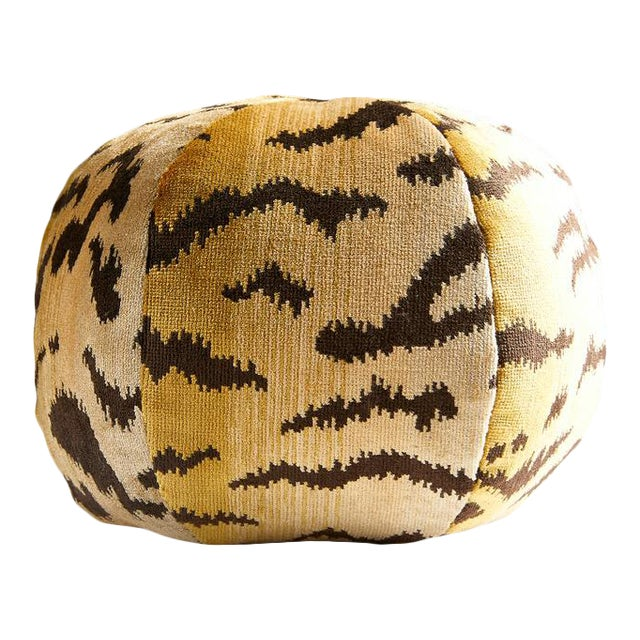 Tigre Sphere Pillow For Sale