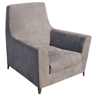 Ligne Roset by Didier Gomez Rive Droite High Back Arm Club Chair For Sale