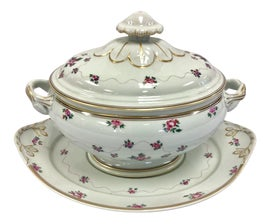 Image of Rose Soup Tureens