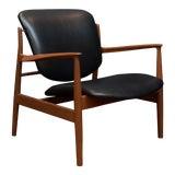 Image of Finn Juhl 136 Lounge Chair For Sale