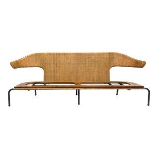 Baker McGuire Organic Modern Delaine Sofa Frame For Sale
