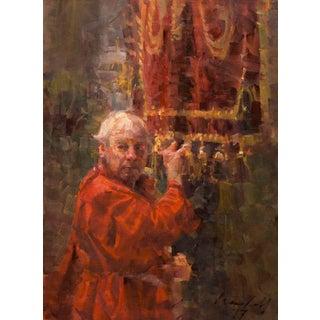 "James Crandall ""Standard Bearer"" For Sale"
