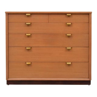 1960s Mid-Century Modern Edward Wormley for Drexel Heritage Chest of Drawers
