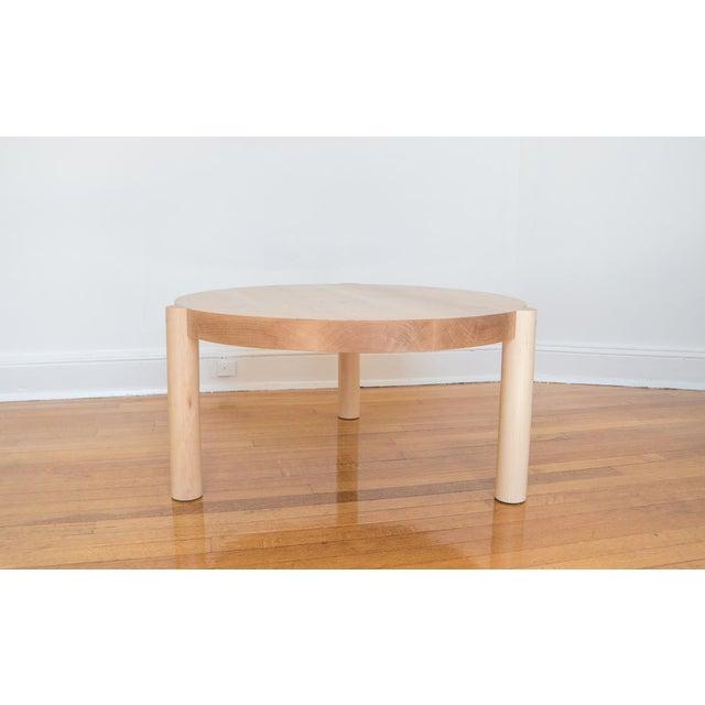 Wood Trey Jones Studio Grant Coffee Table For Sale - Image 7 of 7