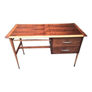 Lane Acclaim Style Mid-Century Desk For Sale
