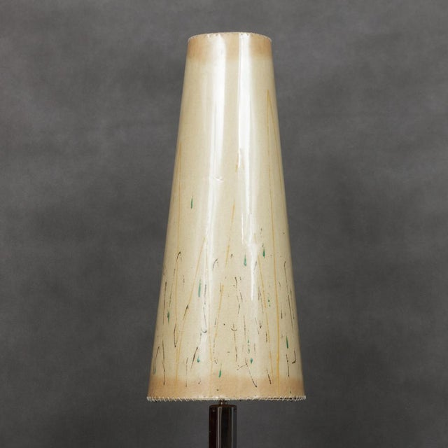 Josef Hurka Tripod Rocket Lamp For Sale - Image 4 of 7