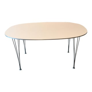 2006 Piet Hein & Bruno Mathsson Super Elliptical Table