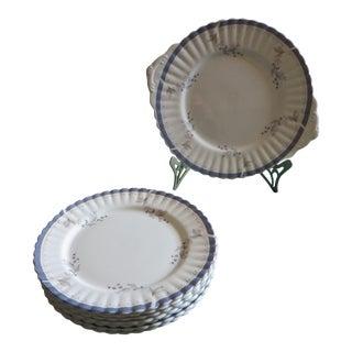 "Royal Stafford ""Make Believe"" Dessert Bone China - Set of 7 For Sale"