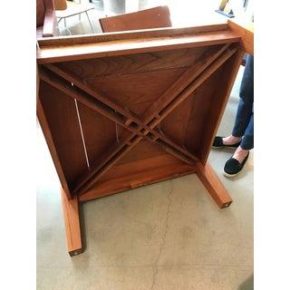 Rob Edley Welborn Spanish Cedar Prototype Square Coffee Table Preview