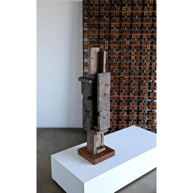 Tim Keenan Large Scale Ceramic Sculpture. 2020