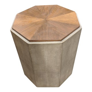 Mid-Century Modern Savoye Hex Spot Table For Sale
