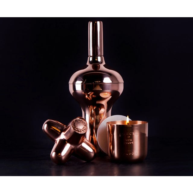 Tom Dixon Tom Dixon Plum Cocktail Shaker For Sale - Image 4 of 5
