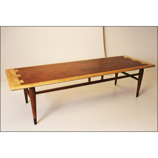 Mid Century Lane Copenhagen Drop Leaf Coffee Table: Mid-Century Modern Lane Acclaim Coffee Table
