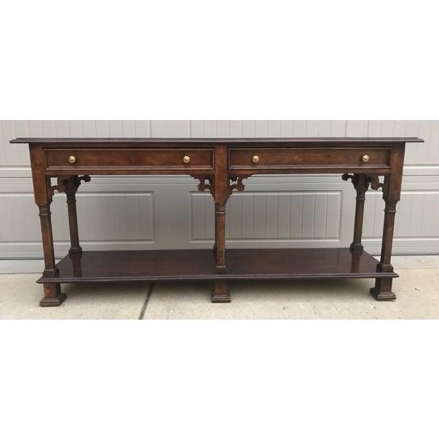 Vintage Century Furniture Credenza - Image 2 of 6