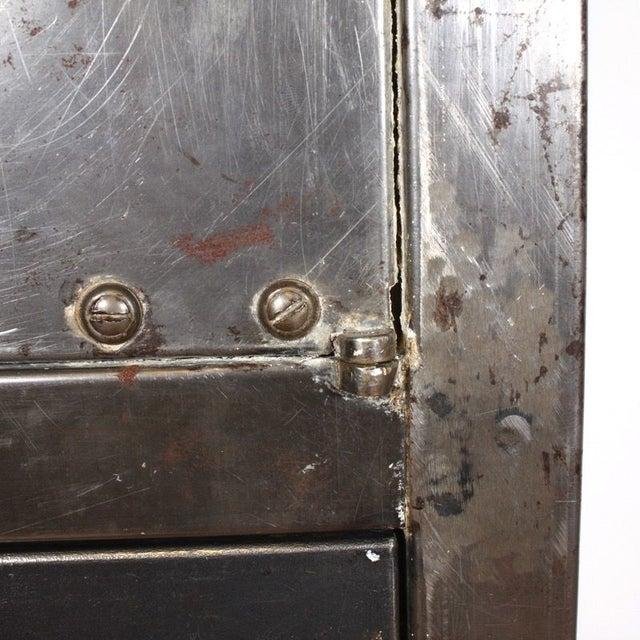 Vintage Industrial Medical Cabinet - Image 4 of 5