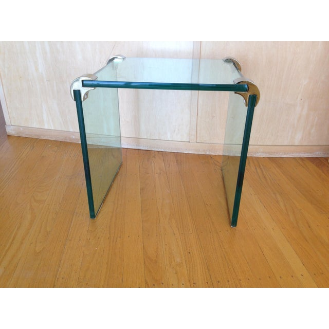 Vintage Pace Corner Table - Image 3 of 6